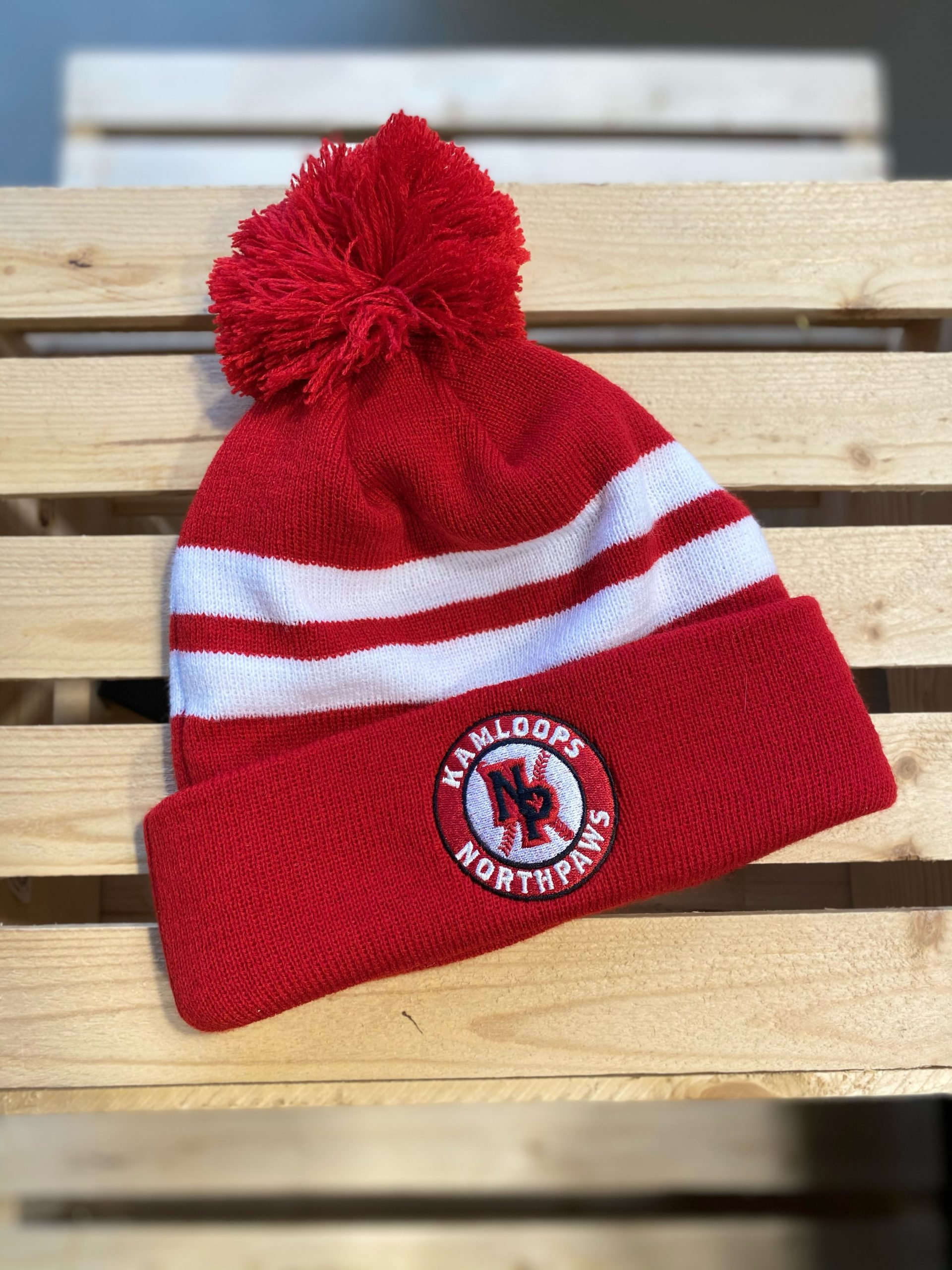 NorthPaws Red Toque
