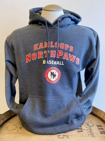 NorthPaws Hoodie in Charcoal